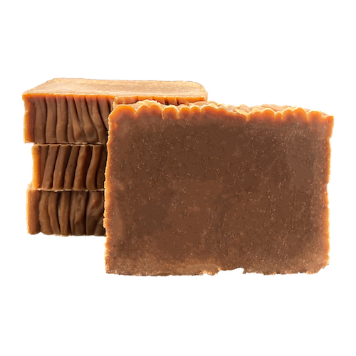 Spiced Mahogany Soap