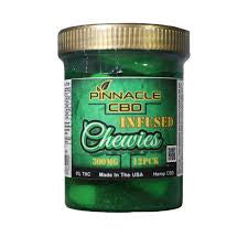Pinnacle 300mg Gummies CBD