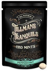 Tillmans Tranquils CBD Mints 100mg