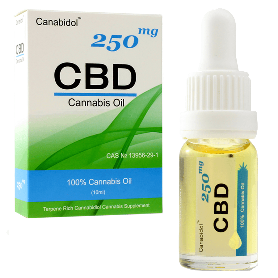 Canabidol 250mg Oil