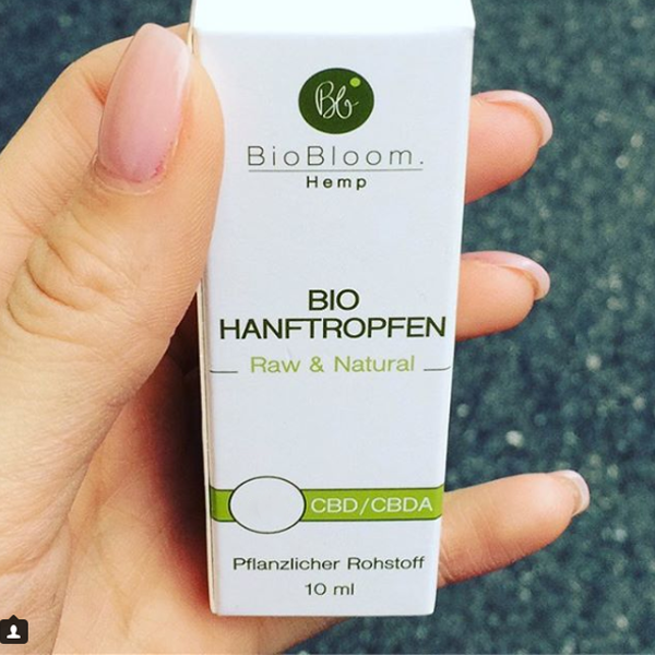Bio Bloom CBD OIL 600mg