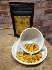 Loose Leaf Turmeric & Ginger 28g - Gourmet CBD Infused Tea