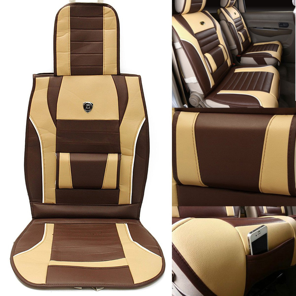 1 Piece Universal Car Seat Cover