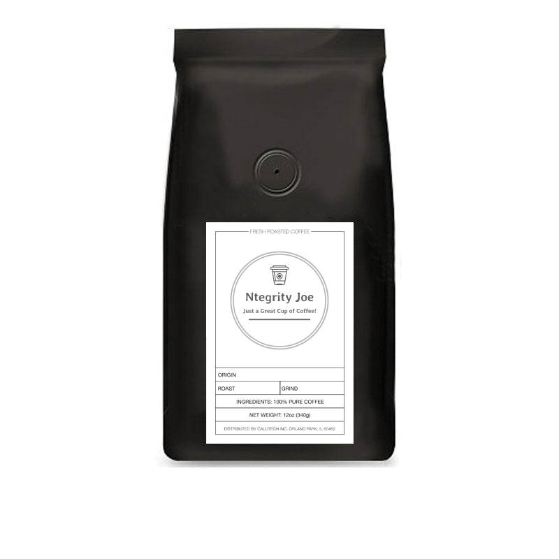 Ntegrity Joe Coffee - Half Caff Blend