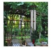 Backyard Wind Chimes with Resonant Sound