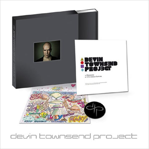 Devin Townsend: Contain Us (6 x CD / 2 x DVD Collector Box Set)