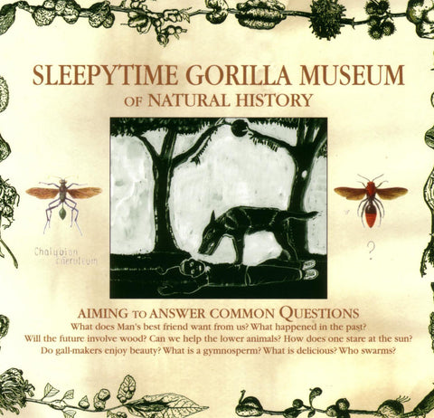 Sleepytime Gorilla Museum - Of Natural History (CD)