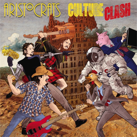 The Aristocrats: Culture Clash (CD Only)