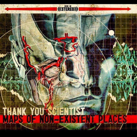 Thank You Scientist - Maps of Non-Existent Places