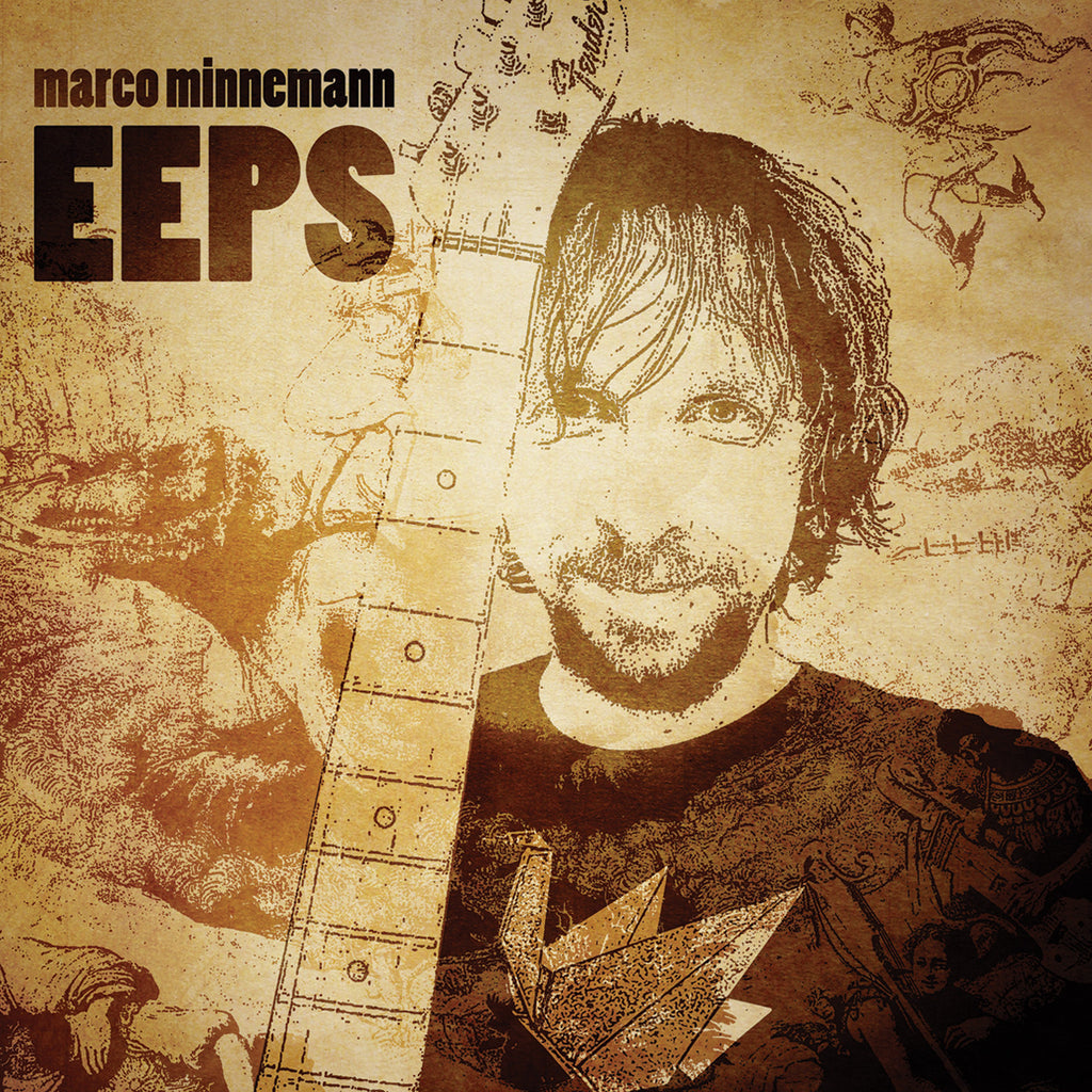 Marco Minnemann - EEPS (CD)