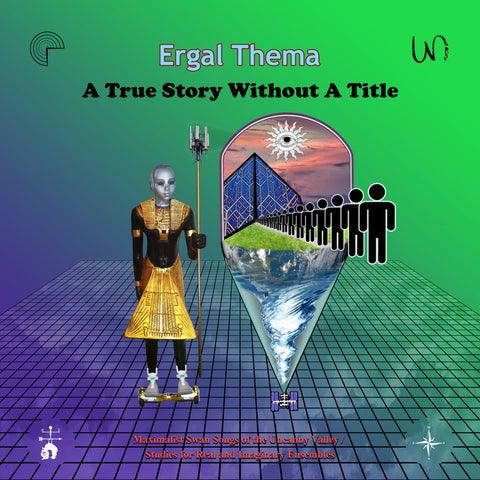 "Ergal Thema - A True Story Without A Title (12"" VINYL)"