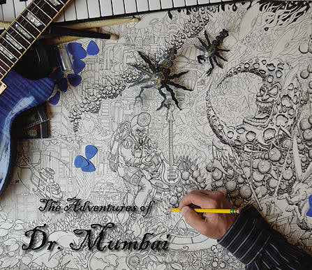 The Adventures of Dr. Mumbai (CD)