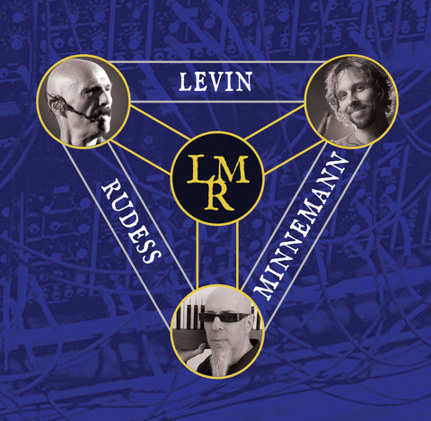 Levin Minnemann Rudess (Debut CD)