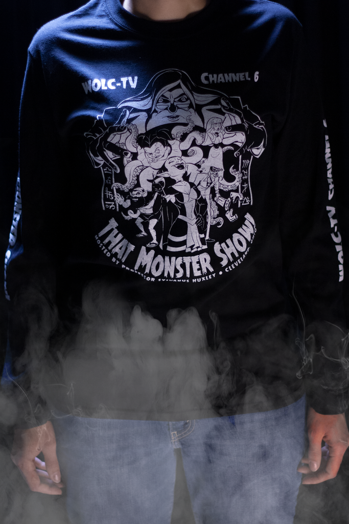 That Monster Show (LONG SLEEVE SHIRT)