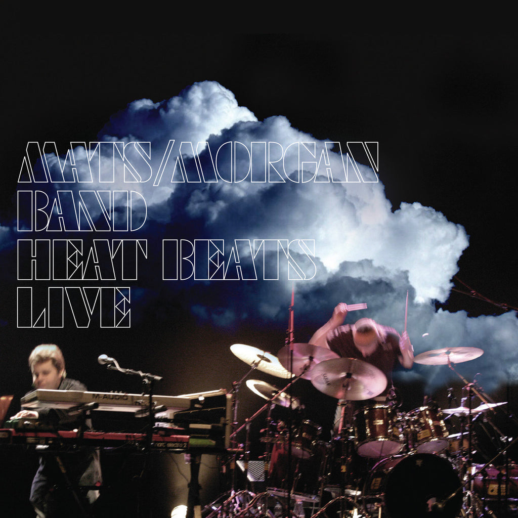 Mats / Morgan Band: Heat Beats Live & Tourbook (CD + DVD)