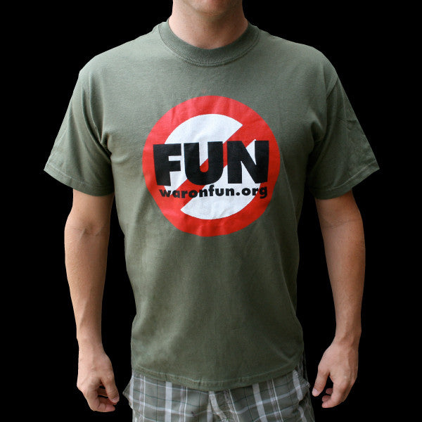 War on Fun T-Shirt