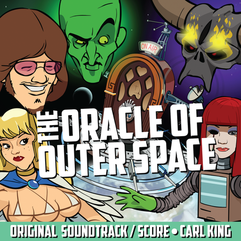 Oracle of Outer Space Original Soundtrack (DIGITAL DOWNLOAD)