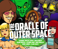 Oracle of Outer Space (BLU-RAY & CD DOUBLE-DISC)