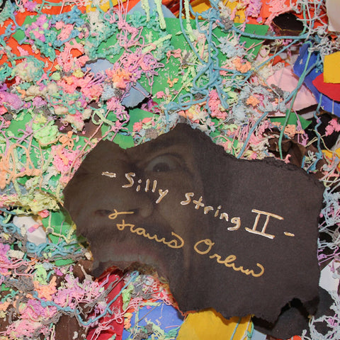 Travis Orbin: Silly String II (CD)