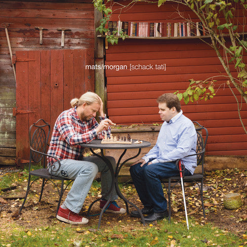 Mats / Morgan: Schack Tati (CD)