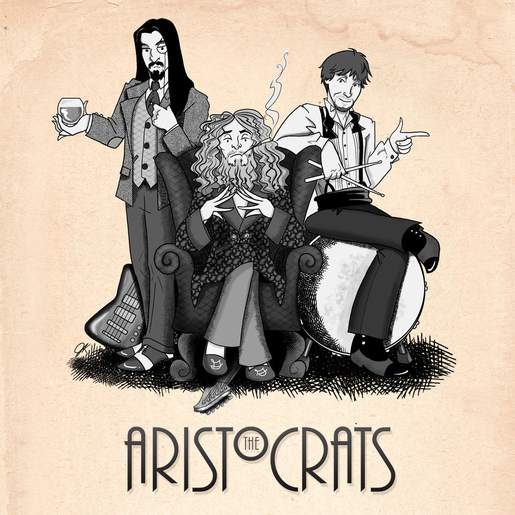 The Aristocrats: Debut (CD)