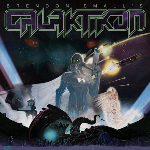Brendon Small's Galaktikon (CD)