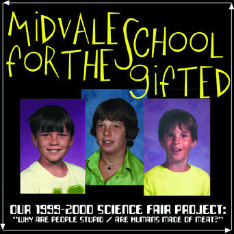 Midvale School For The Gifted (CD)