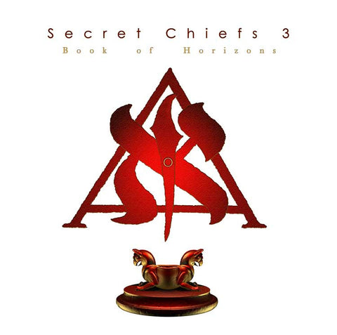 Secret Chiefs 3: Book of Horizons (CD)
