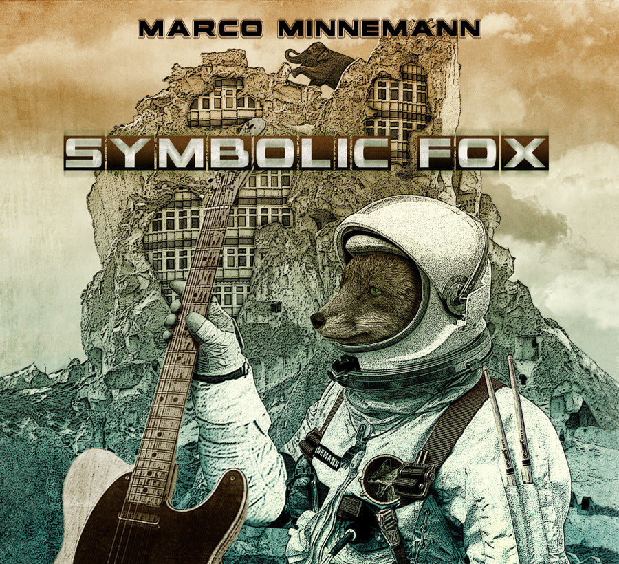 Marco Minnemann: Symbolic Fox (CD)