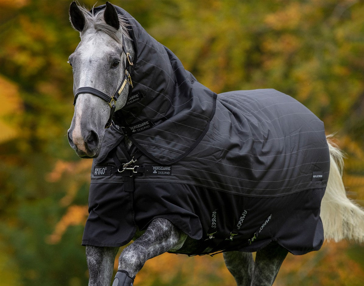 Horseware ireland blanket. How to blanket your horse