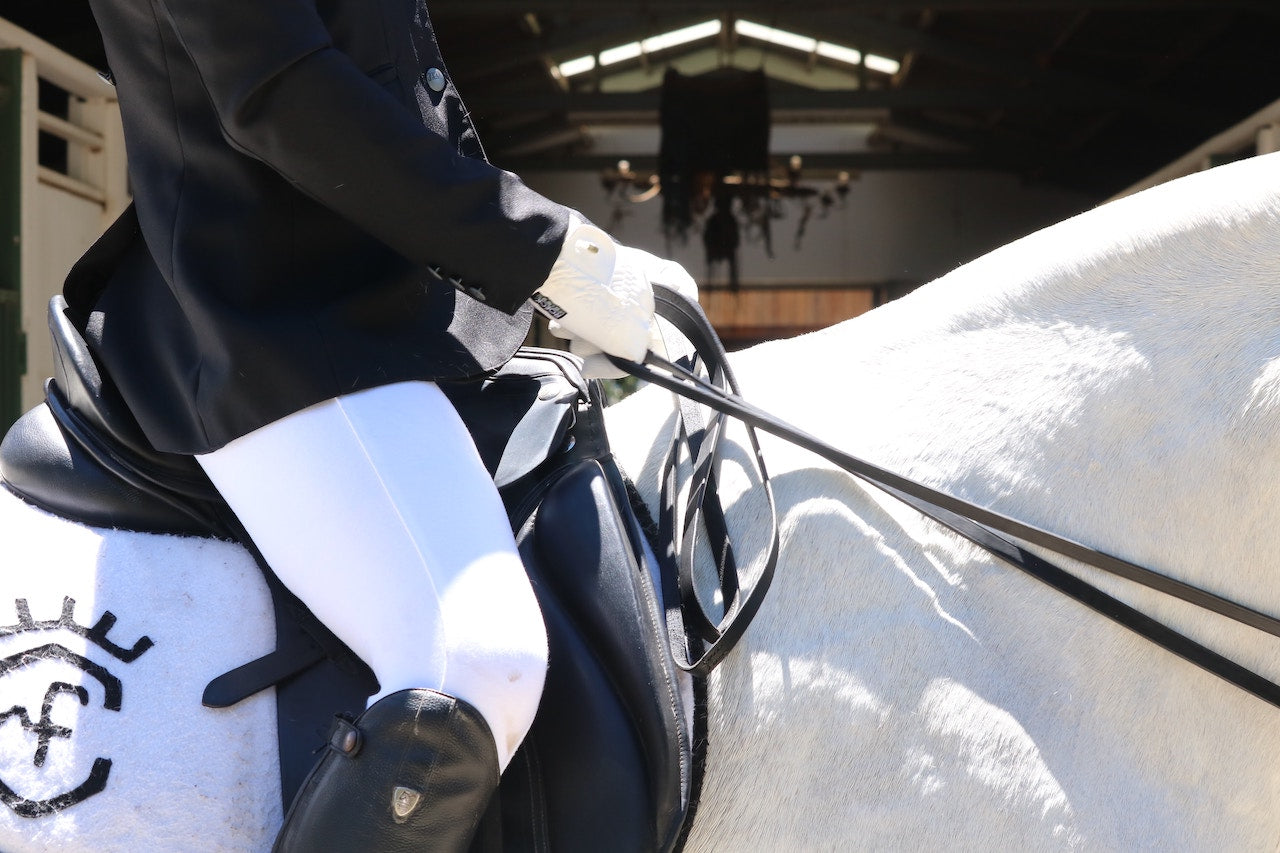 How To Measure For An English Saddle Farm House Tack
