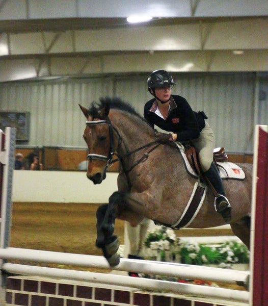 Clinic's with a trainer you look up to are tons of fun