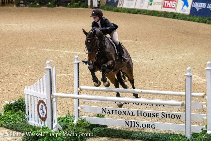Taylor Griffiths-Madden Maclay Finals