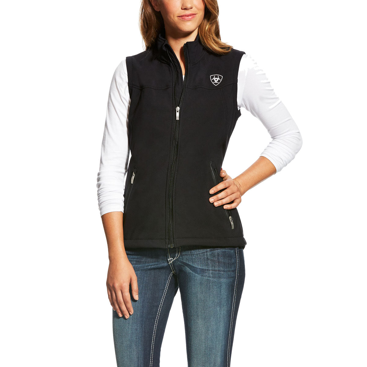 Ariat Youth New Team Softshell Vest