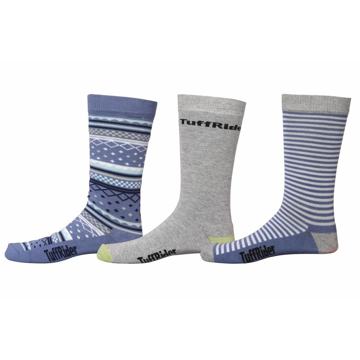 TuffRider Hera Kids Socks 3 Pack