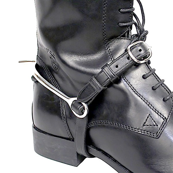Nunn Finer Double Keeper Spur Straps
