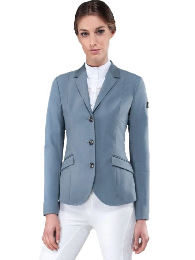 Equiline Edda Women's 3 Button Show Coat in X-Cool Fabric