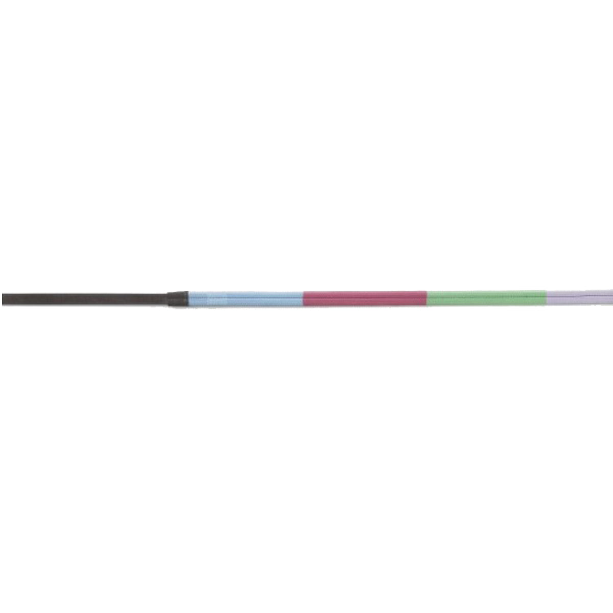 Camelot Ice Rainbow Rubber Reins