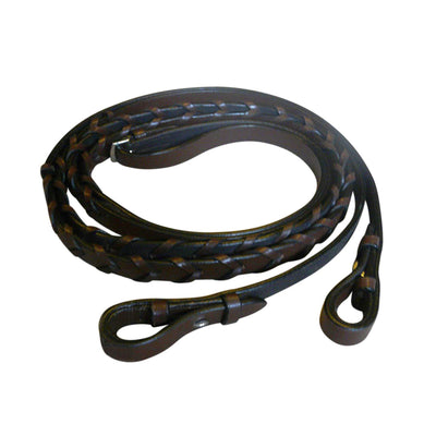 HDR Advantage Extra Long Flat Laced Reins