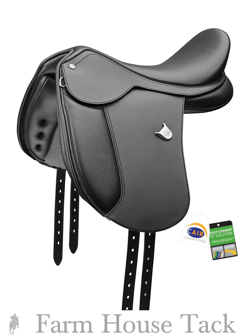 Bates Dressage Saddle Pony w/CAIR