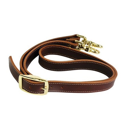 5/A Baker Leather Strap for Duffle Bag