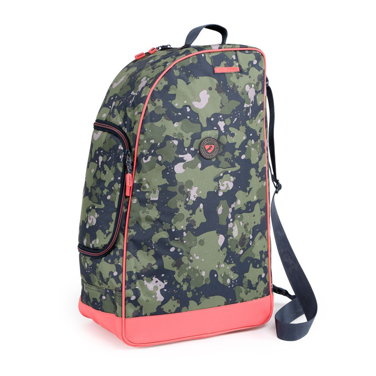 Aubrion Camo Boot, Helmet, Whip Bag
