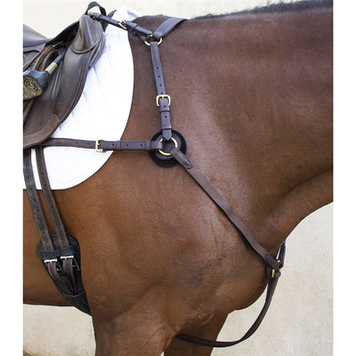 Nunn Finer Hunting 5-Way Elastic Breastplate
