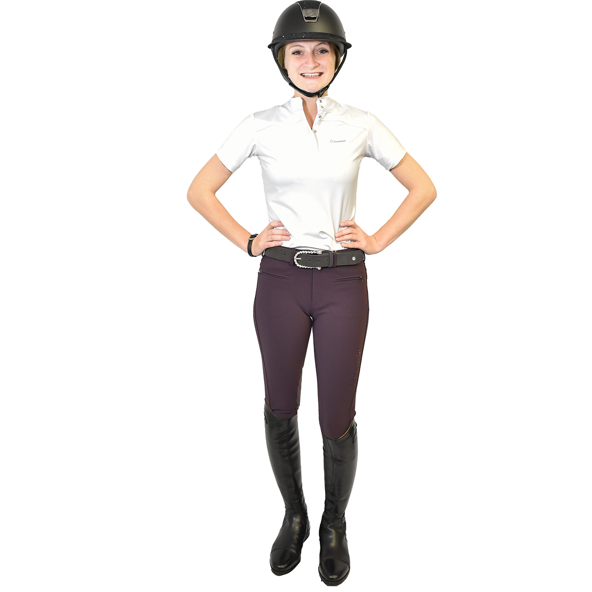 Samshield Women's Adele Knee Patch Breeches - Fall 2020 Exclusive!
