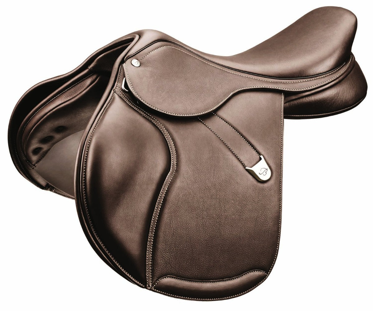 Bates Pony Elevation+ Saddle with Luxe Leather & HART