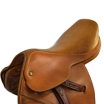 "Crosby Centennial 16.5"" Used Close Contact Saddle"