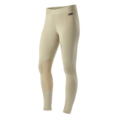 Kerrits Women's Flow Rise Performance Knee Patch Tight Solids