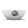 Arthur Court Equestrian Horseshoe Serving Bowl