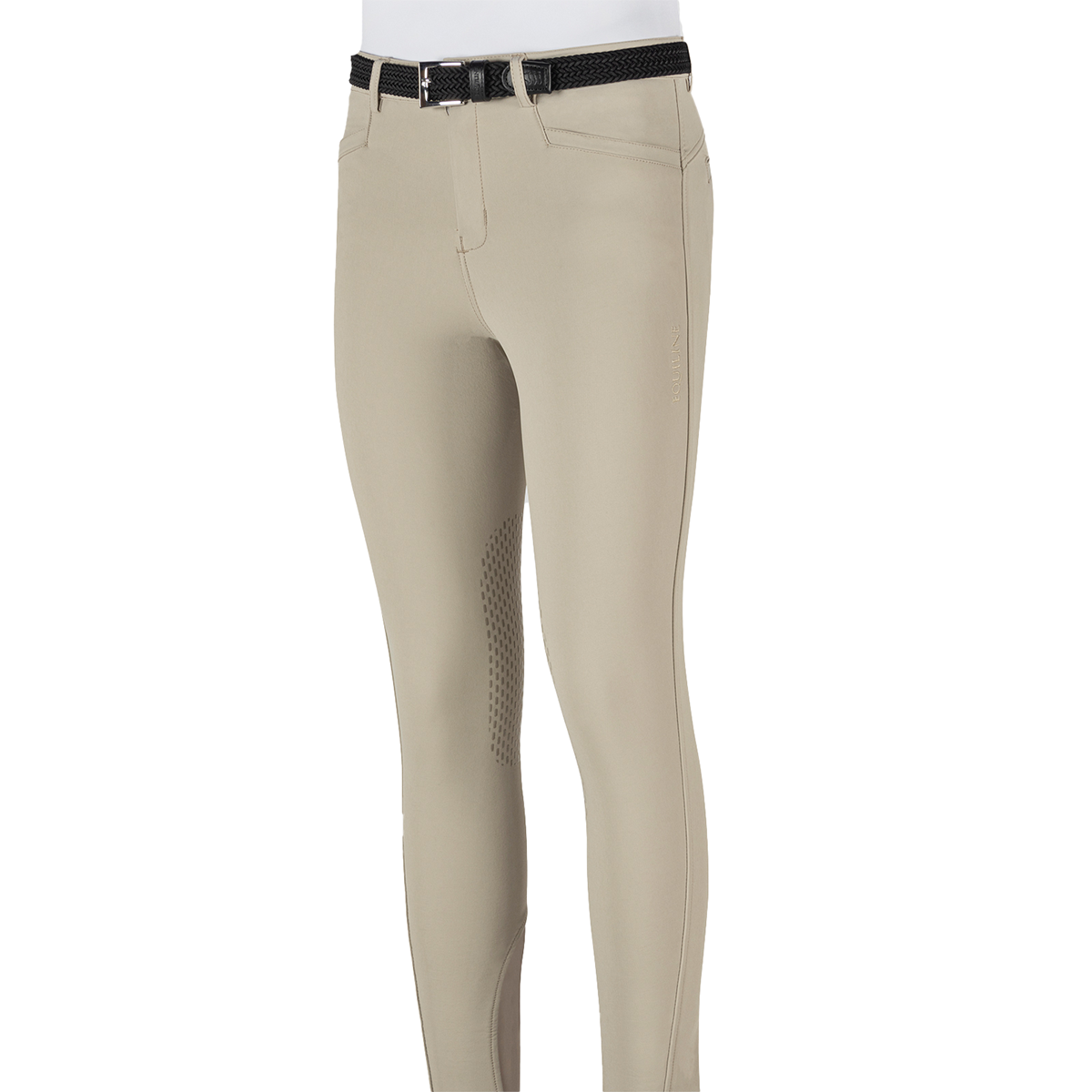 Equiline JhoanK Boy's Knee Patch Breeches