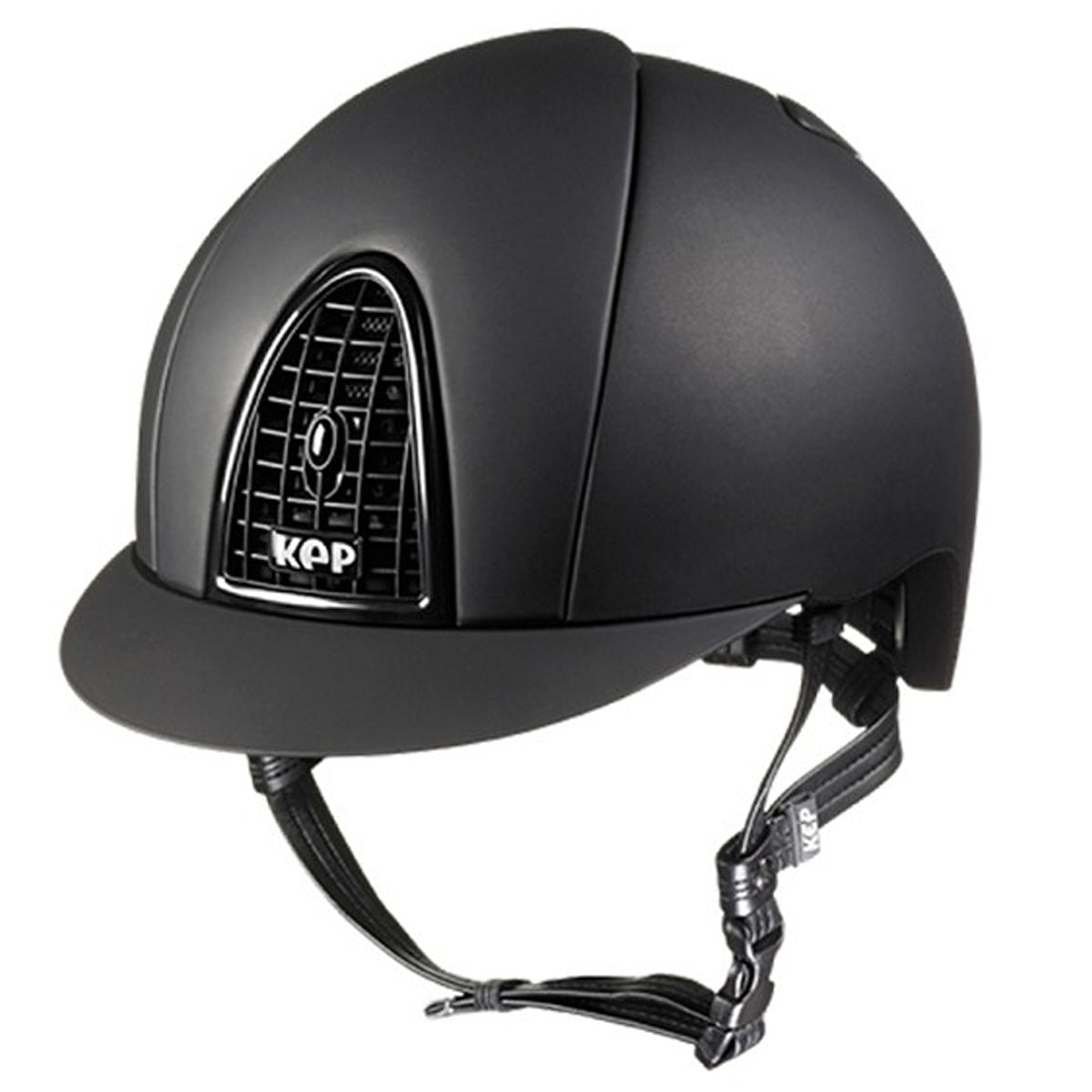 Kep Italia Cromo Matt Riding Helmet
